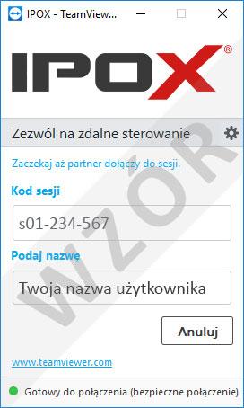 TeamWiewer IPOX