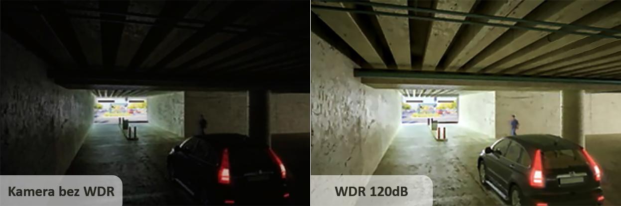 WDR 120dB +